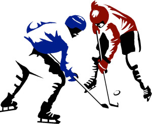 Hockey Clip Art A